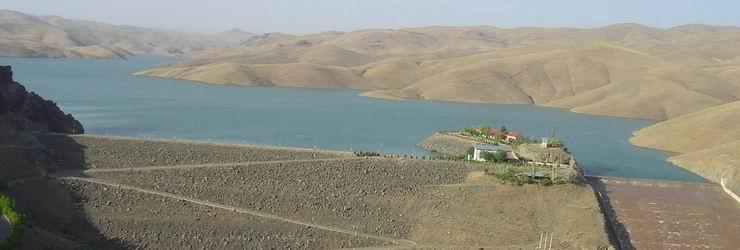 Qeshlaq Dam, Sanandaj